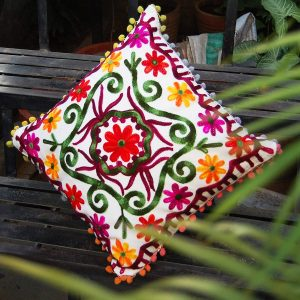 Embroidery Cushion Cover (Copy)
