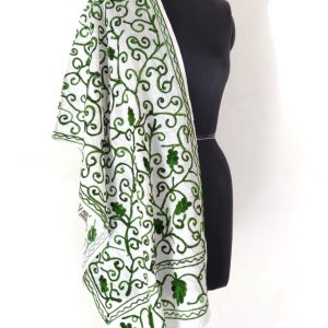 Embroidery Scarf
