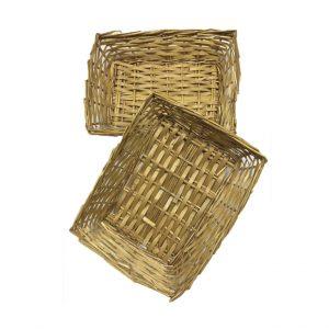 Bamboo Multi Storage Basket