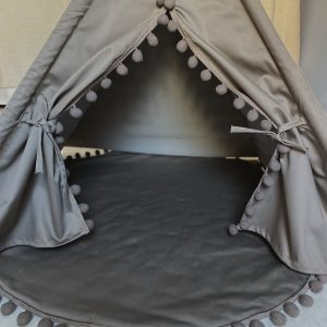 Pet Teepee with Mat
