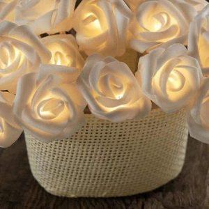 LED Flower Decoration Lights